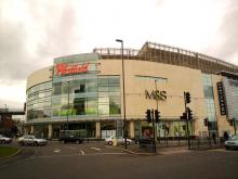 Westfield Shopping Centre Derby